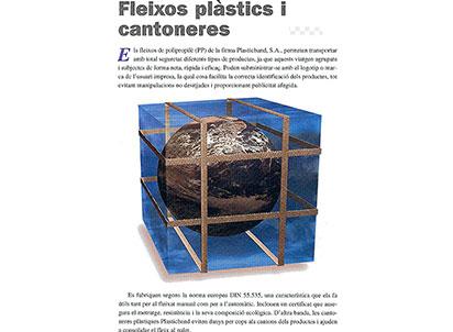 flejes plasticos cantoneras plasticband