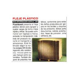 nuevo fleje plastico plasticband