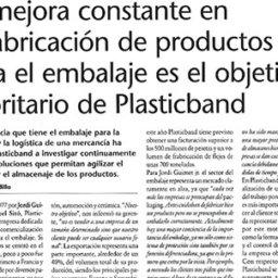 mejora embalaje plasticband