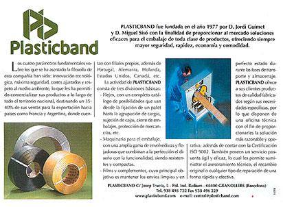 fundacion plasticband maquinas flejadoras