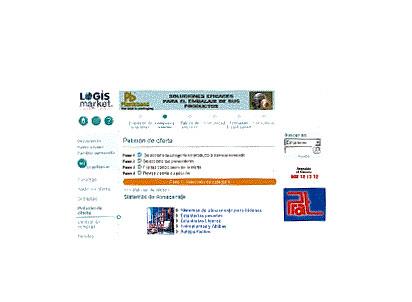 mercado logistico plasticband envolvedoras embalaje