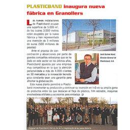 nueva fabrica plasticband