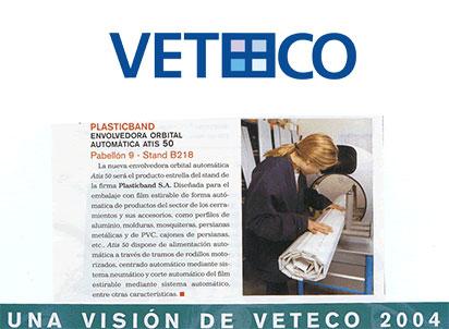 veteco 2004 plasticband