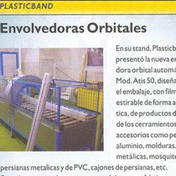 envolvedora orbital plastico plasticband