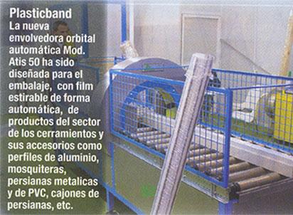 envolvedora plasticband