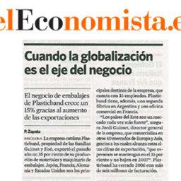 globalizacion plasticband