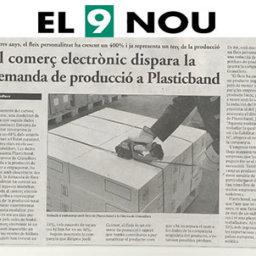 Comercio electrónico Plasticband