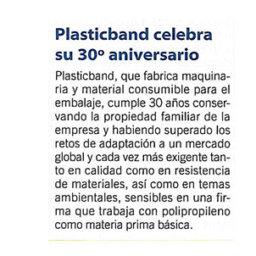 30 aniversario plasticband