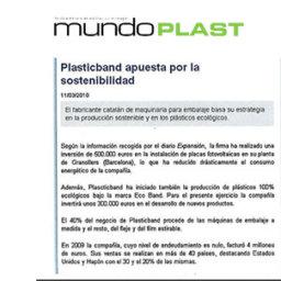 sostenibilidad plasticband