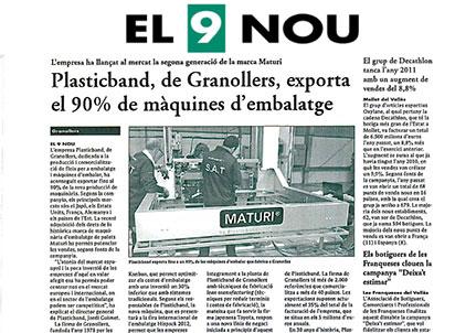 plasticband exporta embalaje