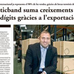crecimiento exportacion fleje plasticband