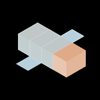 Icono envolvedora pequeño