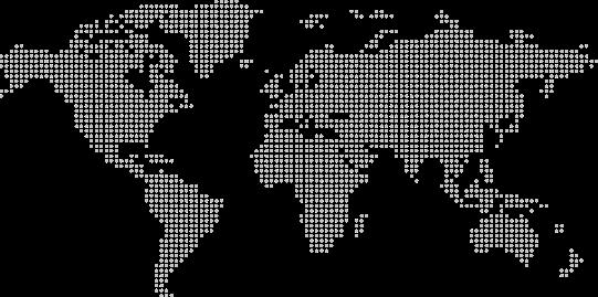mapa mundial puntos