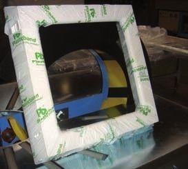 embaladora semiautomatica artemis50