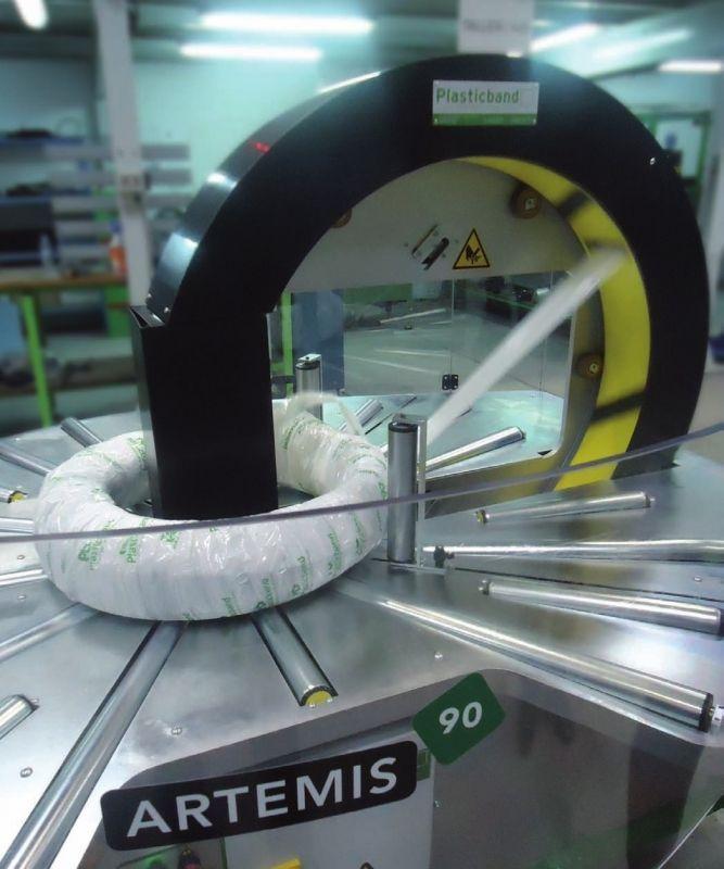 embaladora automatica artemis90