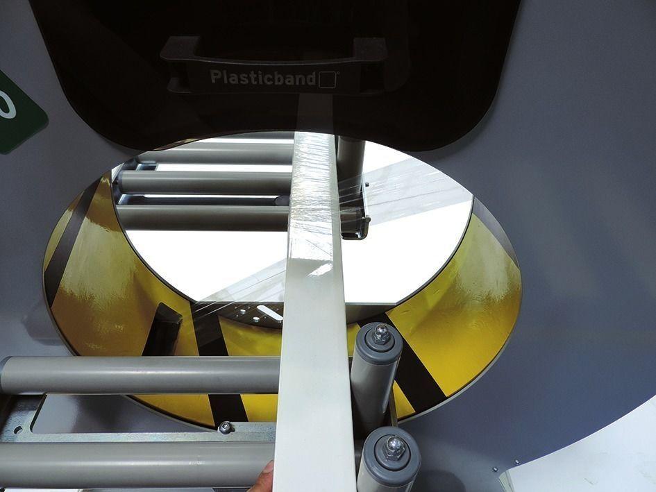 doble cabezal portabobina film
