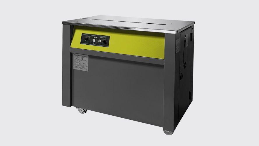 Flejadora semiautomática de mesa Clia