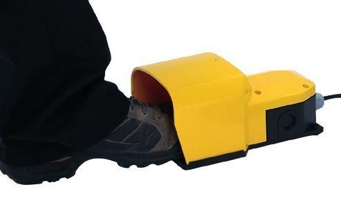 pedal seguridad