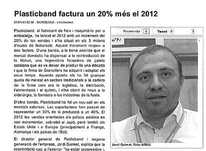 plasticband factura 2012