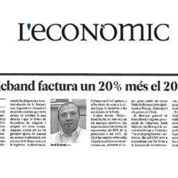 ventas plasticband aumentan