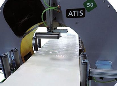 Descubre los nuevos modelos de envolvedoras orbitales de Plasticband.