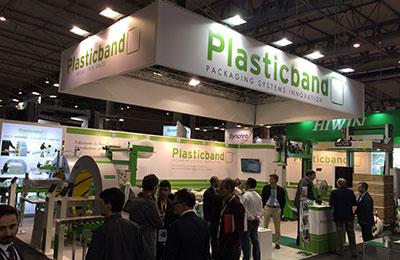 Hispack 2015 - Plasticband
