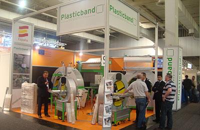 Ligna 2011 - Plasticband