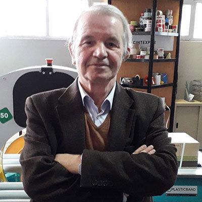 Pedro Melo - Fundador da Cintexpor