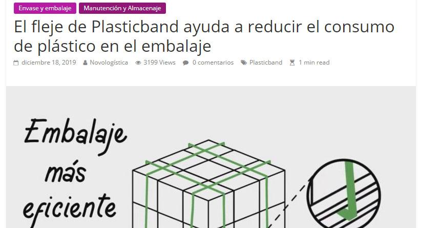 Novologistica - Plasticband