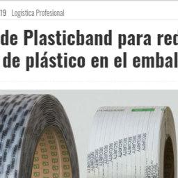 Fleje y film estirable para reducir el consumo de plástico