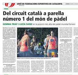 Del circuit català a parella número 1 del món de pàdel: Plasticband